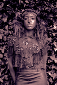 Shani Hawthorne Beauty by Tayo Phillips for DevoutFashion.com
